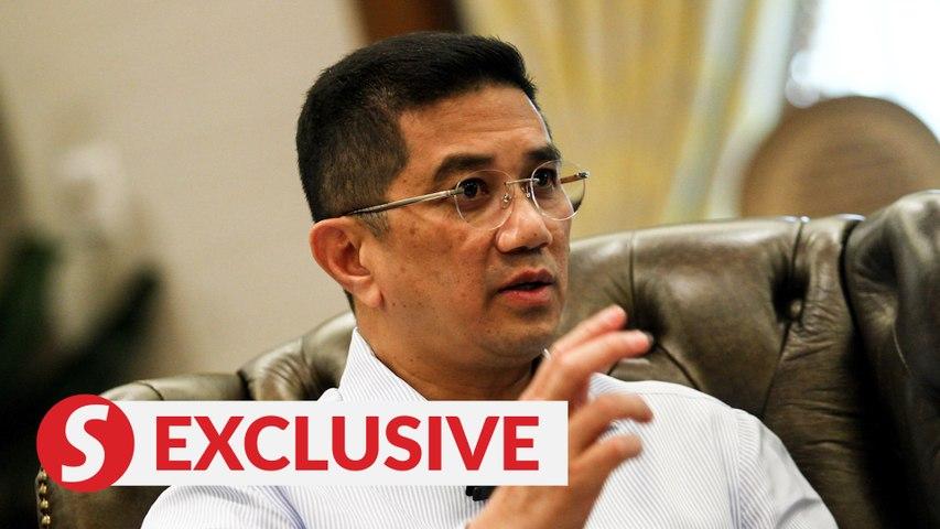 Azmin Ali tells how Pakatan fell and why he left Anwar