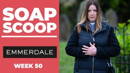 Emmerdale Soap Scoop! Harriet's dark secret under threat