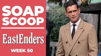 EastEnders Soap Scoop! Jack investigates Ian's attack
