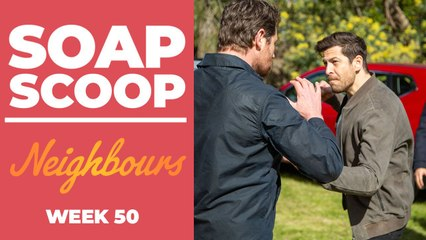 Neighbours Soap Scoop! Pierce and Shane fight