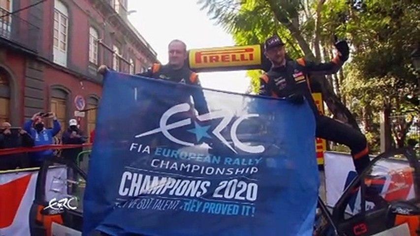 ERC 2020: Rally Islas Canarias Leg 2
