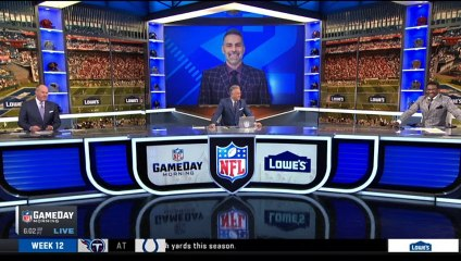 Michael Irvin reacts to Tampa Bay Buccaneers vs Kansas City Chiefs: The Kid vs The GOAT