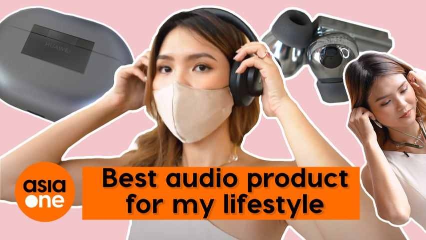 Feeling Fab: Which Huawei audio devices fit my lifestyle best?
