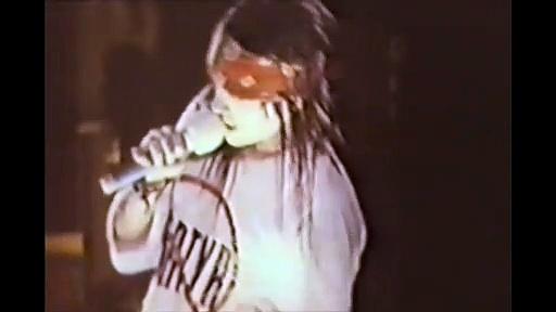 Guns N' Roses – My Michelle – Stockholm 08.17.91