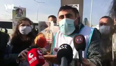 SMA hastası çocukların ailelerinden Sağlık Bakanlığı önüne eylem: Sesimizi duyun!