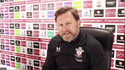 Ralph Hasenhuttl stunned by Southampton's 3:2 Man Utd defeat
