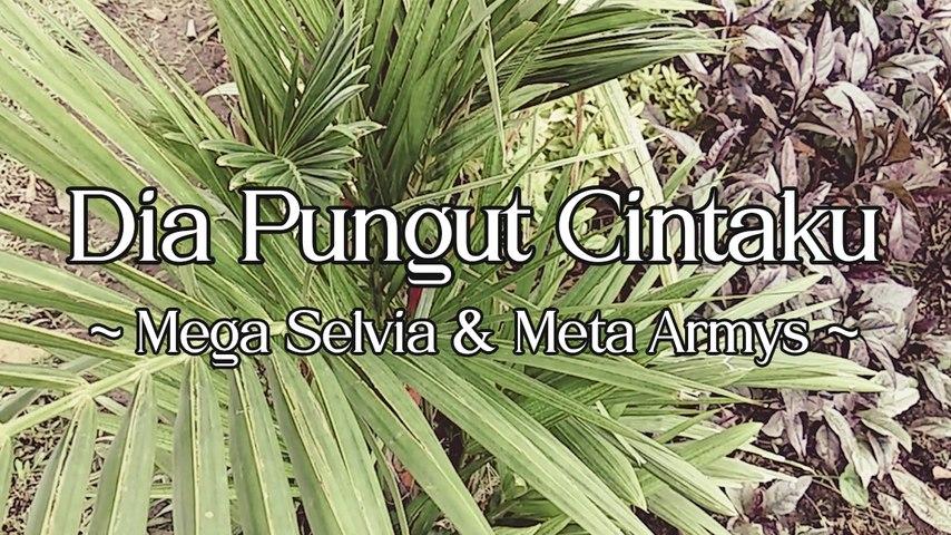 Mega Selvia & Meta Armys - Dia Pungut Cintaku (Official Lyric Video)