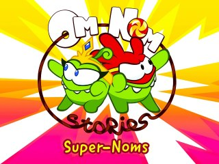 Om Nom Stories - Season 12 - All episodes in a row - Funny cartoons for kids