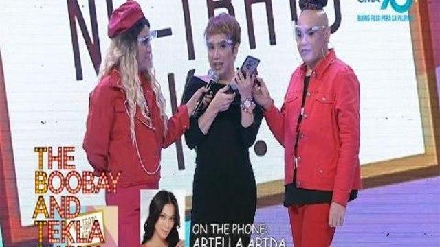 TBATS: Ariella Arida, NA-PRANK ni Donita Nose! | YouLOL