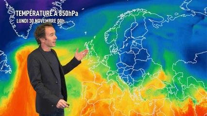 Illustration de l'actualité La météo de votre mardi 1er décembre et la tendance