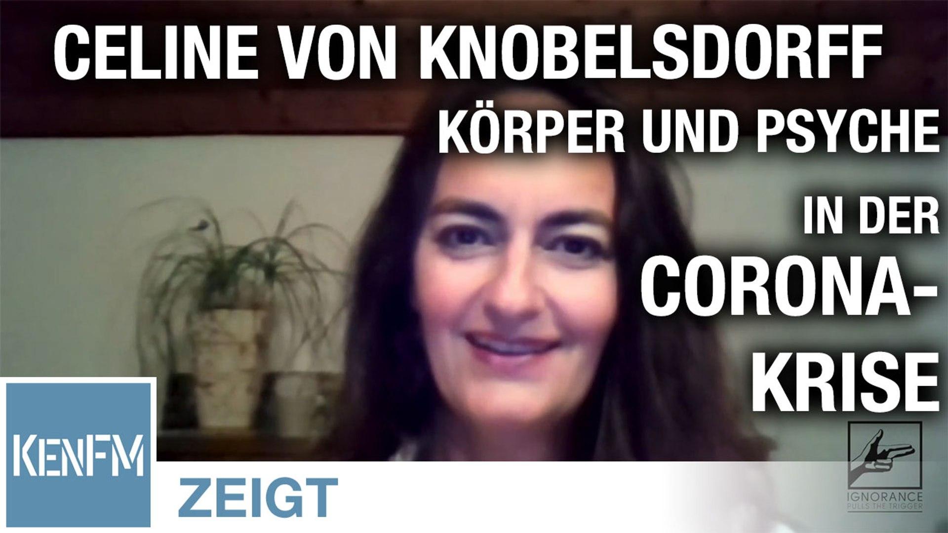 Auswirkungen der Corona-Krise auf Körper und Psyche: Im Gespräch mit Celine von Knobelsdorff
