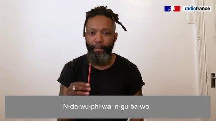 Tuto chant de Tubatsi Mpho Moloi pour Umqokozo