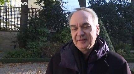 Littérature : le prix Goncourt remis à Hervé Le Tellier