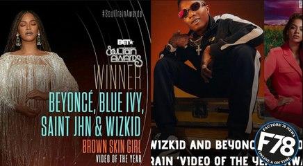 F78NEWS: Wizkid is a Soul Train Award Winner!