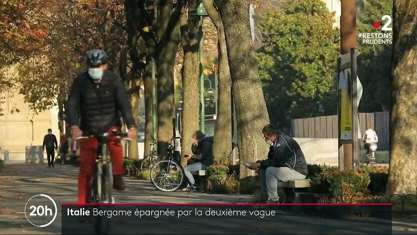 Italie : Bergame a retenu les leçons de la première vague de coronavirus