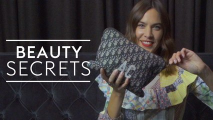 Alexa Chung: inside my beauty bag | Bazaar UK