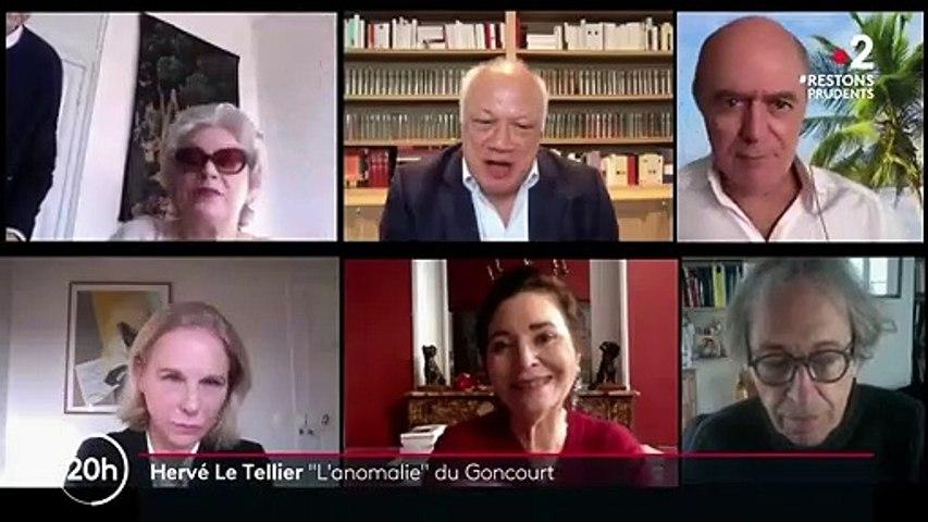 """Goncourt : """"l'anomalie"""" de l'édition 2020"""