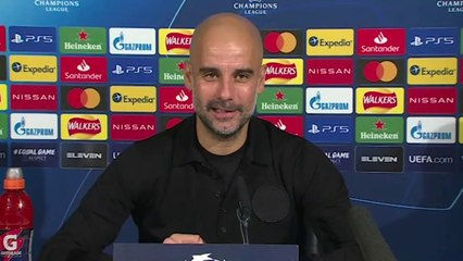 """""""We want to secure our first position!"""" Pep Guardiola ahead of Porto"""