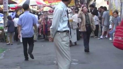 Walking in Seoul - A Scott Shaw Zen Film - Zen Filmmaking