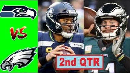 Seattle Seahawks vs. Philadelphia Eagles Highlights   NFL Week 12   Nov 30, 2020 (2nd)