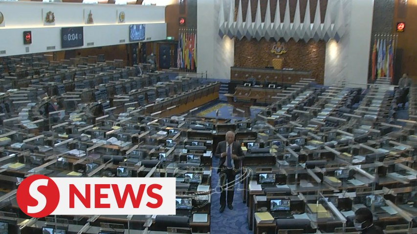 Parliament evacuated after faulty sprinkler