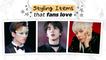 [Pops in Seoul] Male idols' styling items that fans love [K-pop Dictionary]