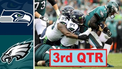 Seattle Seahawks vs. Philadelphia Eagles Full Game Highlights   NFL week 12   November 30, 2020 (3rd)