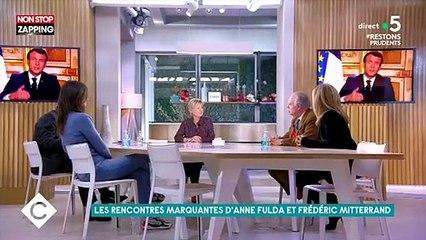 """C à Vous : Frédéric Mitterrand fustige Emmanuel Macron et son """"narcissisme"""" (vidéo)"""