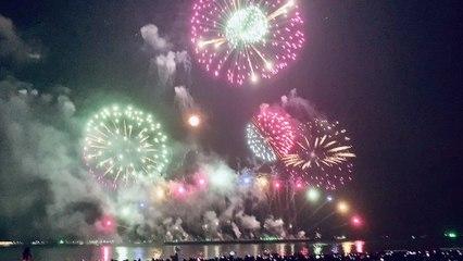 Pattaya Fireworks Festival 2020 ~ No Lockdown in Thailand