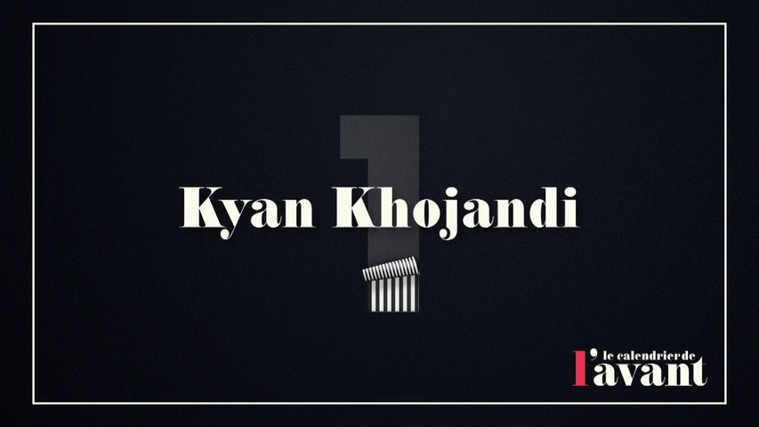 #1 - Bref de Kyan Khojandi - Calendrier CANAL+