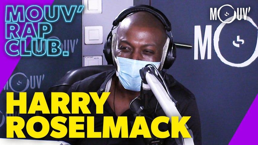 """Harry Roselmack : """"Le JT de TF1, je n'ai pas accepté juste pour être le premier renoi à le faire"""""""