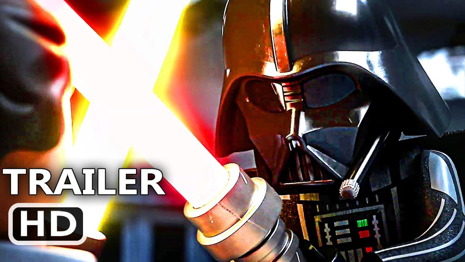 LEGO STAR WARS Holiday Special Official Trailer