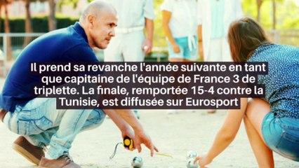 Philippe Quintais : joueur de pétanque français