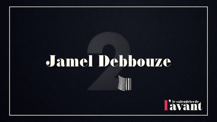 #2 - Le cinéma de Jamel Debouzze - Calendrier CANAL+