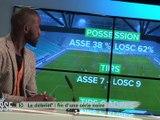 Avec ce match nul face à Lille 1 but partout, les Verts ont mis fin à l'hémorragie ! - Club ASSE - TL7, Télévision loire 7