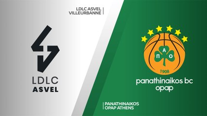 EuroLeague 2020-21 Highlights Regular Season Round 3 video: ASVEL 97-73 Panathinaikos