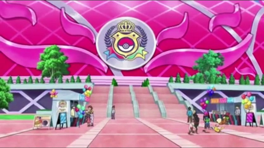 Pokemon Saison 23 Episode 27 - Objectif : toujours plus fort !