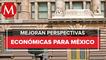 Especialistas mejoran perspectivas económicas para México