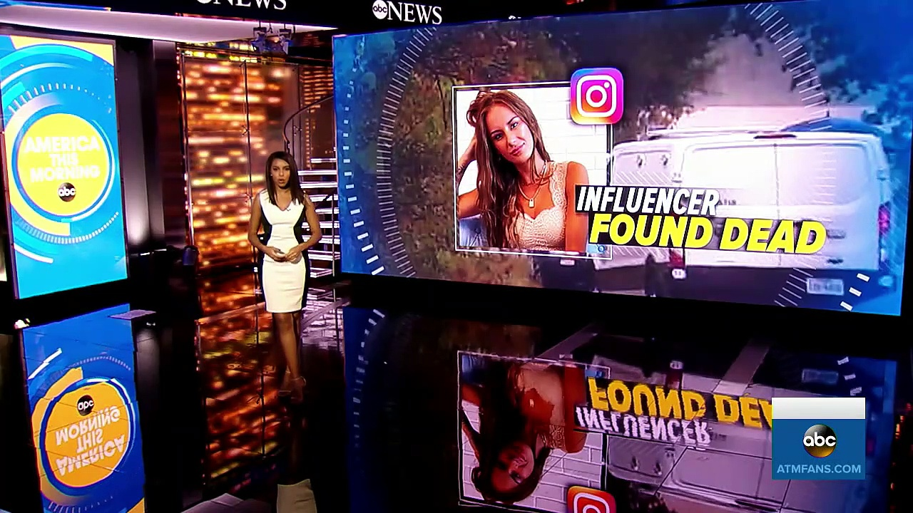 Popular Instagram influencer found dead