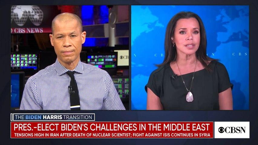 Biden administration may face growing turmoil between Iran and Israel