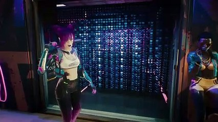 Cyberpunk 2077 — No Limits Trailer Ft. Keanu Reeves (4K) (2)