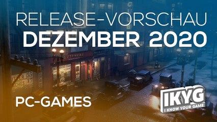 Games-Release-Vorschau - Dezember 2020 - PC