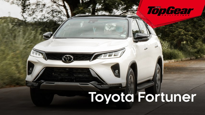 Feature: 2021 Toyota Fortuner