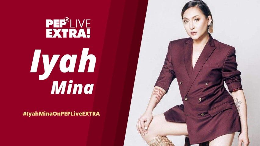 WATCH: Award-winning transgender woman Iyah Mina on PEP Live EXTRA!