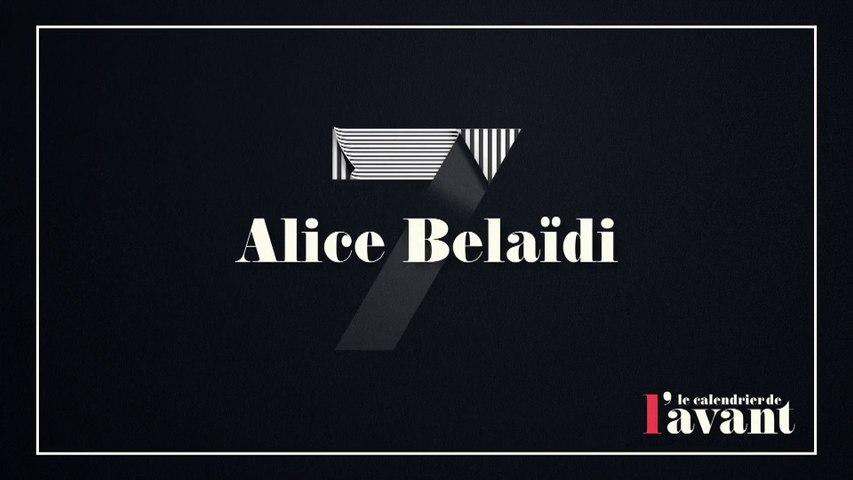 #7 - Alice Belaïdi dans Sophie et Sophie - Calendrier CANAL+