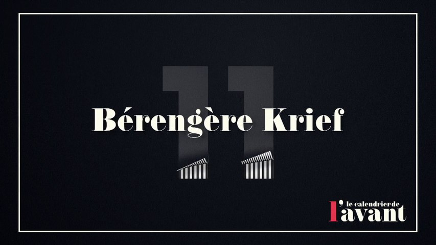 #11 - Bérengère Krief dans Bref - Calendrier CANAL+