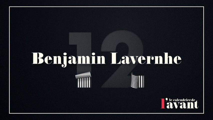 #12 - Benjamin Lavernhe dans Castings - Calendrier CANAL+