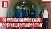 Shaggy Martínez asegura que los fracasos del pasado no pesan más en Cruz Azul