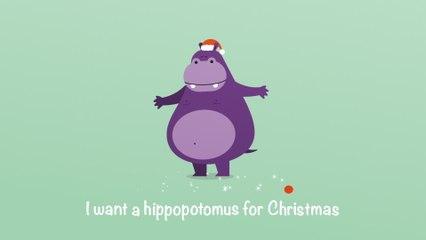 Rend Co. Kids - I Want A Hippopotamus For Christmas