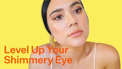 How To Create Three Versions Of A Shimmer Eye Makeup Look